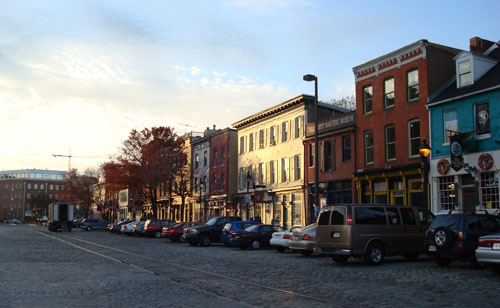 Fells Point, photo by rjohnson