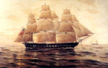 USS Constellation, courtesy Wikimedia Foundation