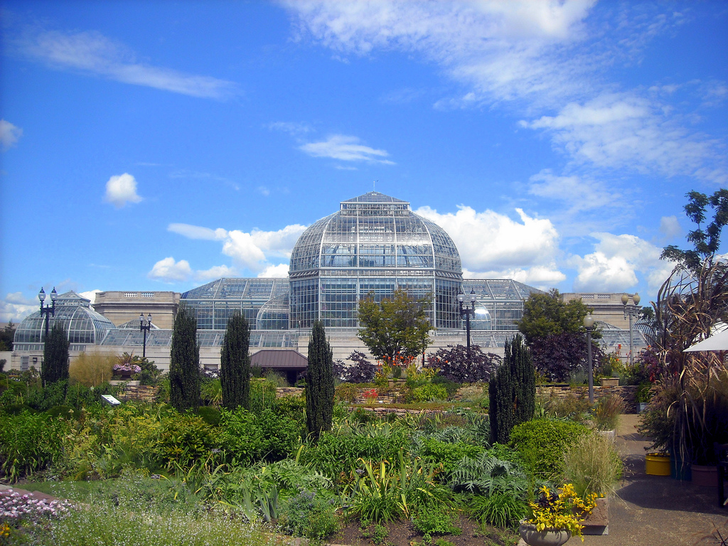 United States Botanic Garden by flickr user NCinDC