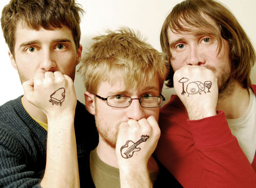 Jukebox the Ghost, courtesy of This Side Up Sounds