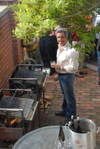 Ben Eisendrath of Grillworks, Inc