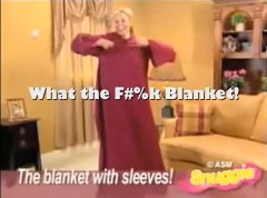 The WTF Blanket Parody