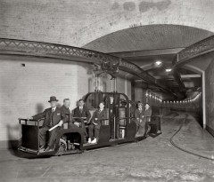Senate Subway, 1915