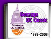 Gonzaga DC Classic logo