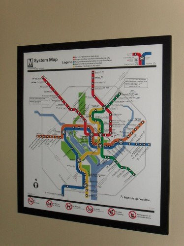 Maps for People Who Love DC | We Love DC