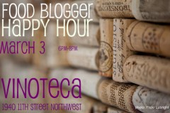 Happy Hour Flyer March 3
