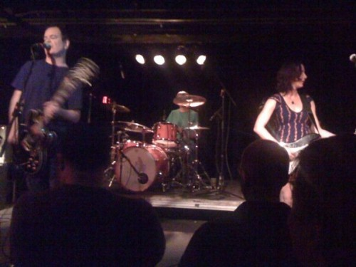 The Wedding Present play Bizarro at the Black Cat