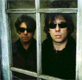 Echo & The Bunnymen, Ian McCulloch, Will Sergeant