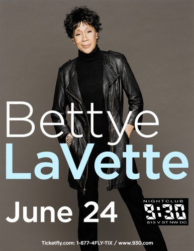 Betty LaVette @ 9:30 Club 6/24/10