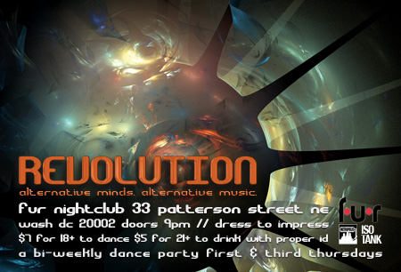 Revolution @ FUR