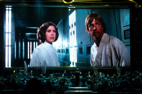 Star Wars: In Conert Verizon Center 7/17/10