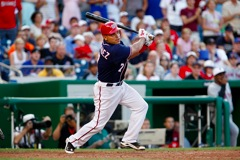 Pudge Rodriguez Swings
