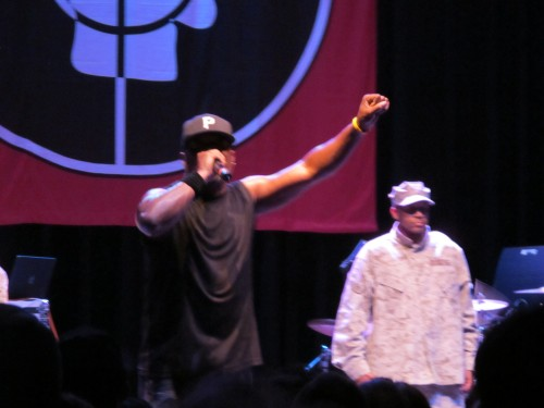 Public Enemy @ 9:30 Club 8/15/10