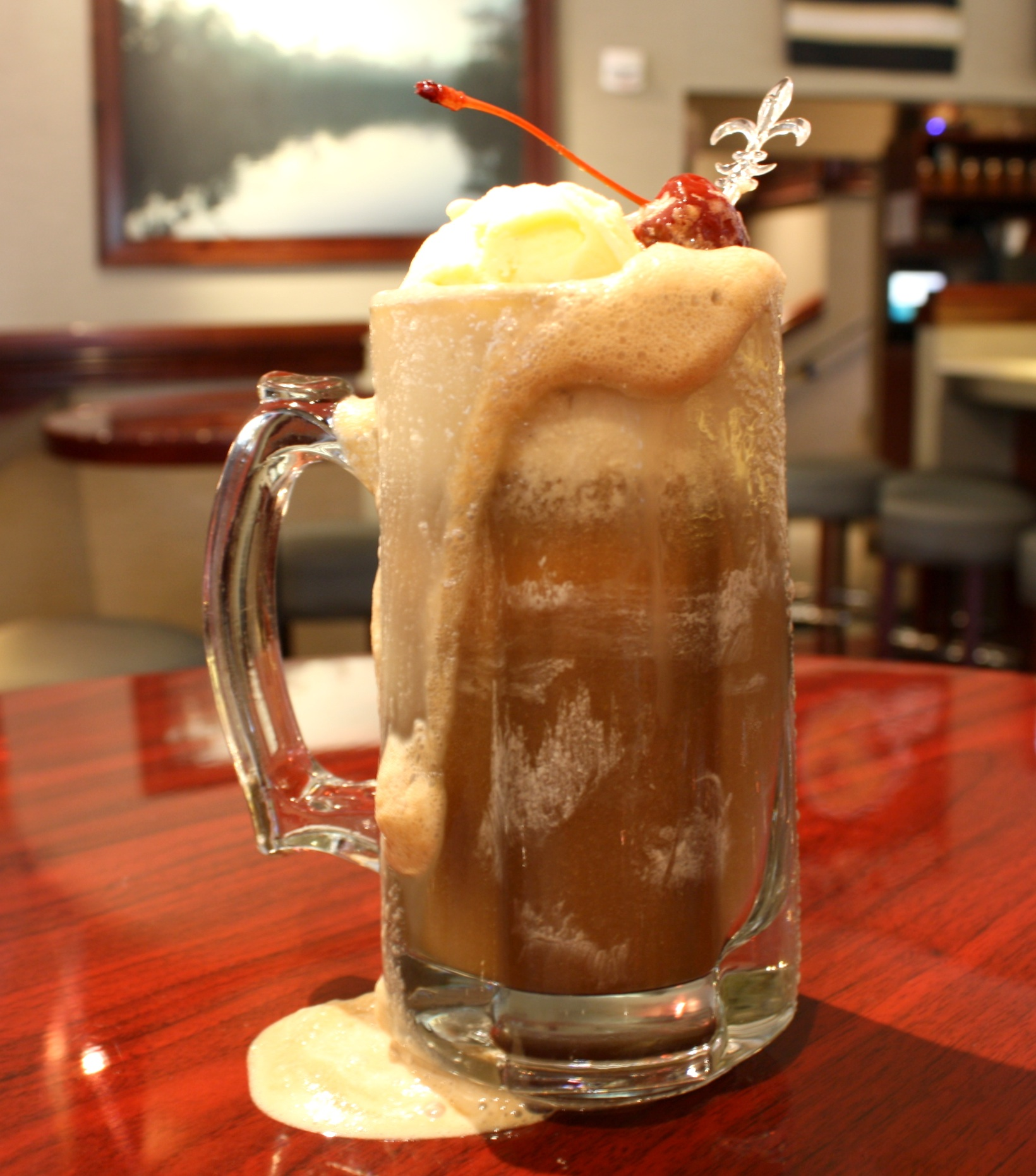 TODAY IS NATIONAL ROOT BEER FLOAT DAY! | THE HAPPINESS ZONE
