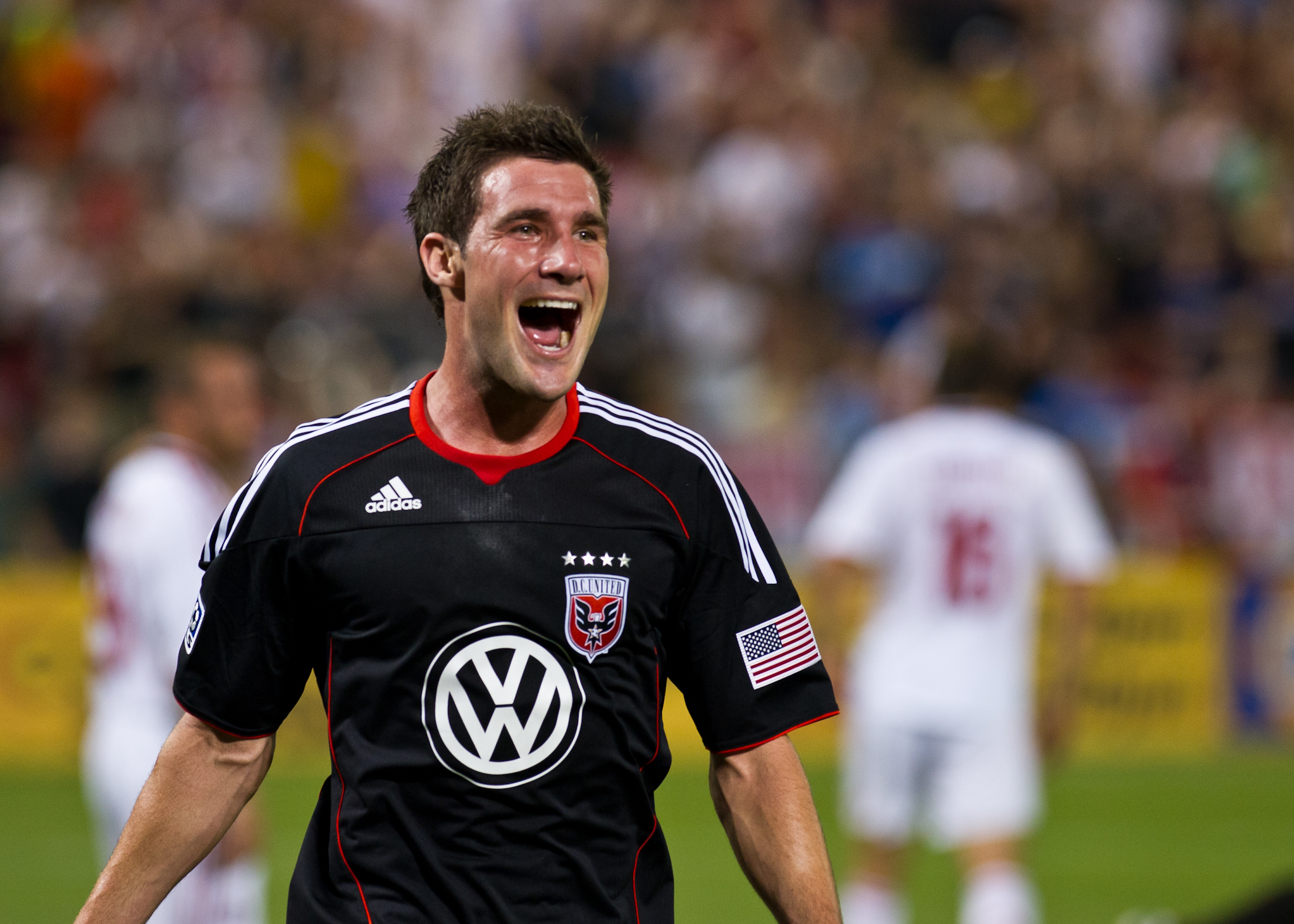 Chris Pontius courtesy of DC United