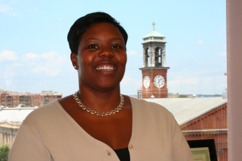 Kaya Henderson, Interim Chancellor of DCPS