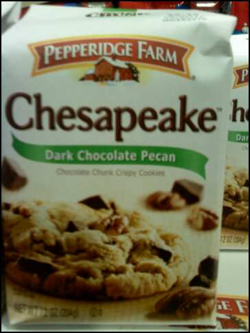 Curious Case Of The Chesapeake Cookie We Love Dc