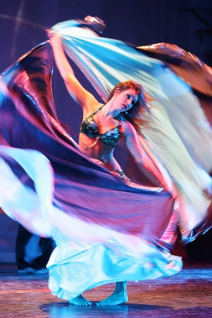 Petite Jamilla. Photo courtesy of Bellydance Superstars.
