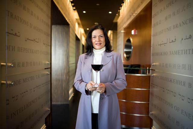 Malia Milstead, sommelier for Zola. Photo courtesy Stir Food Group.