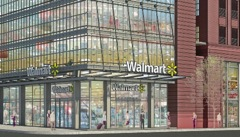 Projected Walmart drawings