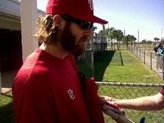 Jayson Werth's Beard