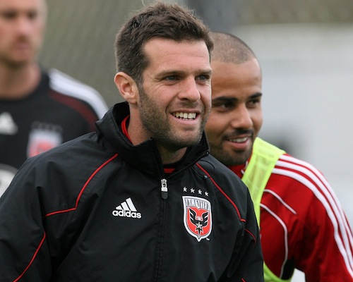 Ben Olsen, Head Coach of D.C. United