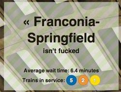Metrofscked