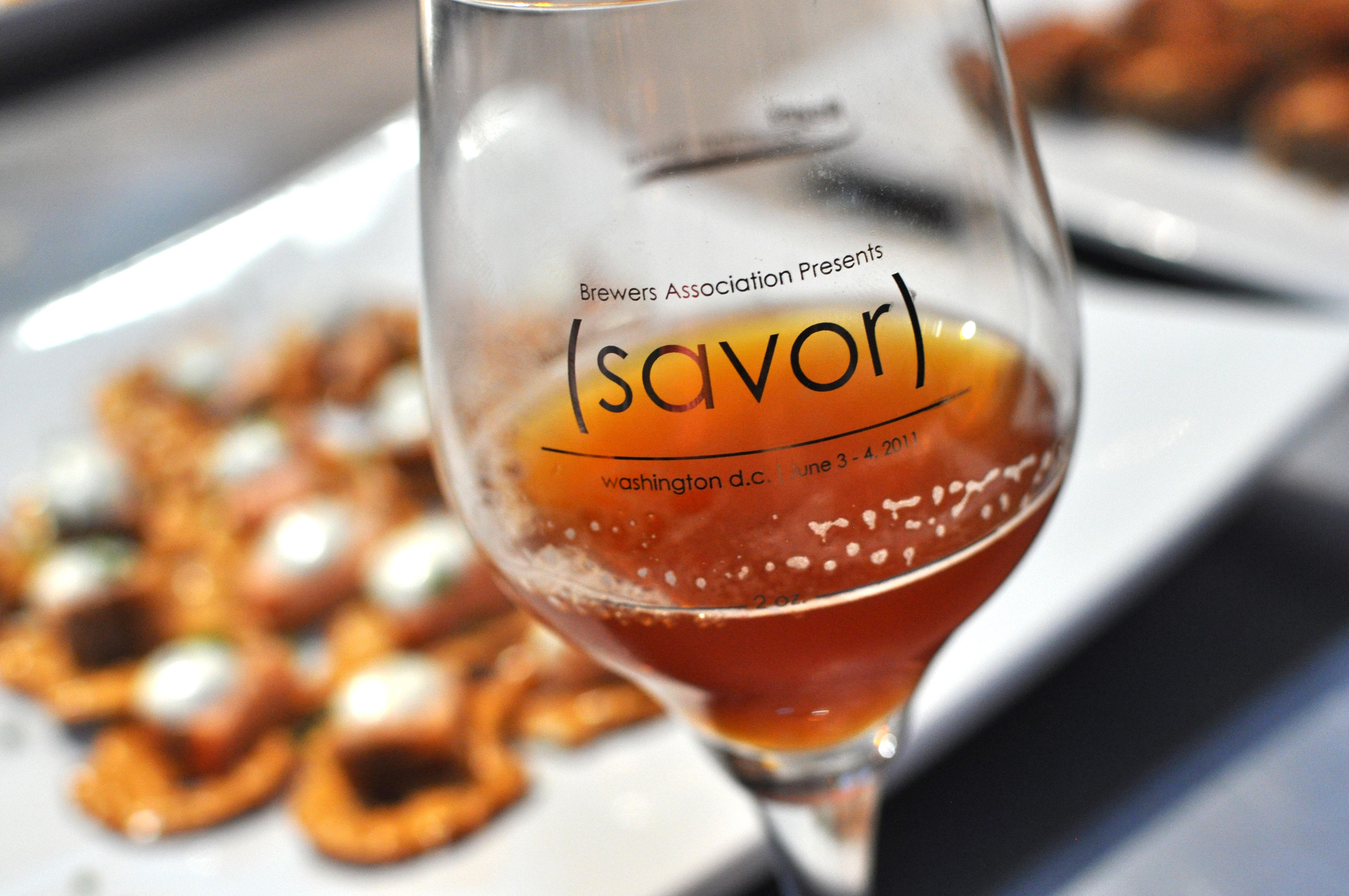 SAVOR 2011. Photo courtesy of the Brewers Association. Photo credit: Eddie Arrossi.