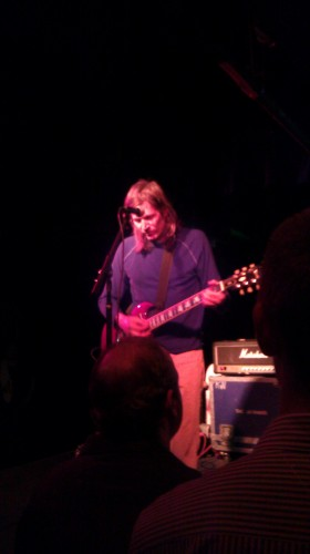 Evan Dando at Black Cat