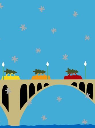 Holiday Key Bridge - front