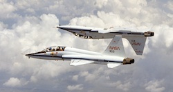T38s NASA