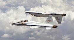 T38s NASA