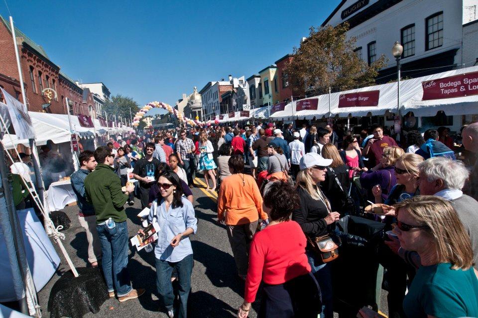 Taste of Georgetown 2011