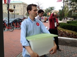 The Petitions Arrive