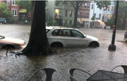 Bloomingdale DC Flooding