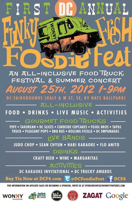 Funky Fresh Foodie Fest