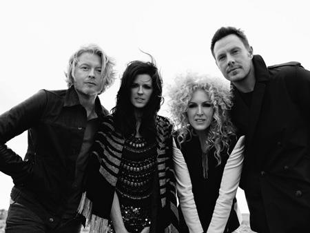 photo courtesy of Little Big Town