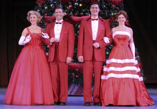 White Christmas: Mara Davi, David Elder, James Clow, and Stefanie Morse / Sharon Sipple, 2012
