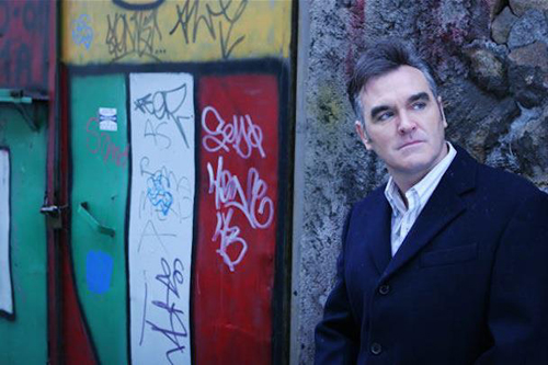Morrissey, courtesy Morrissey