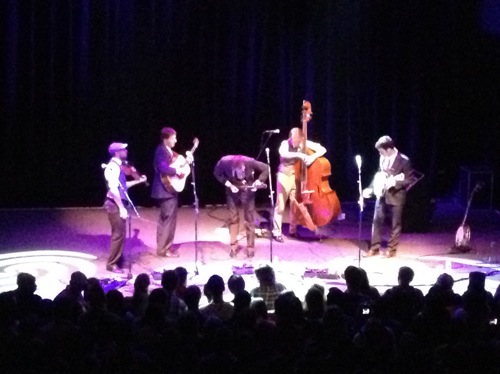 Punch Brothers at 9:30 Club
