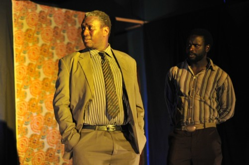 Original Ugandan production of The River & The Mountain / Courtesy of Artisphere