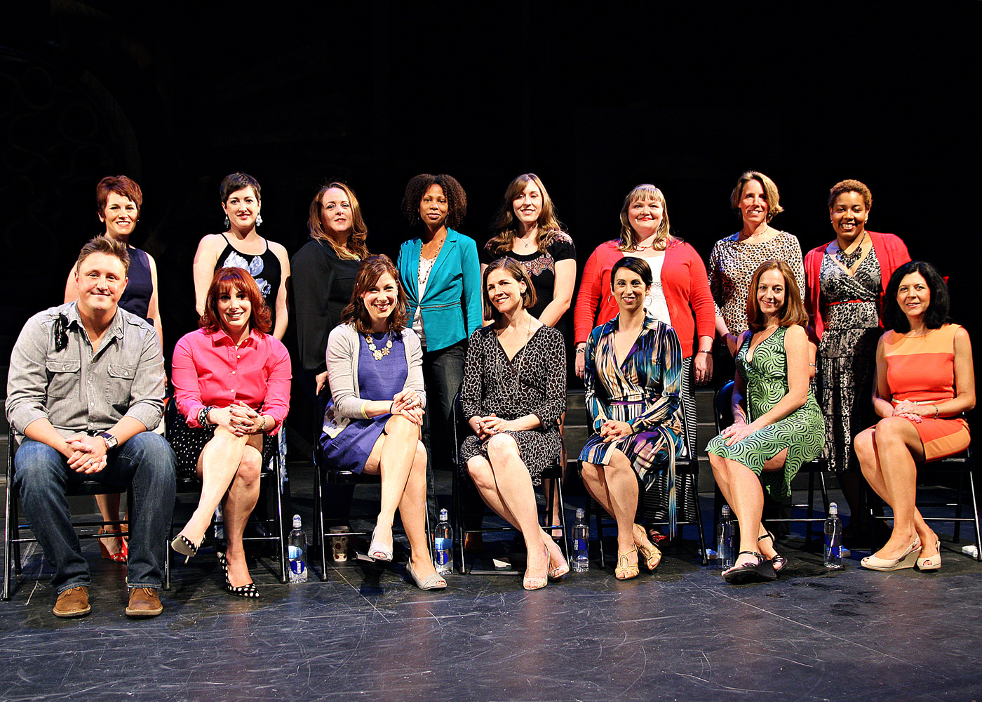 Listen to Your Mother Cast / Courtesy LTYM DC