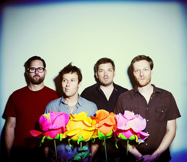 The Dismemberment Plan (Photo courtesy the band)