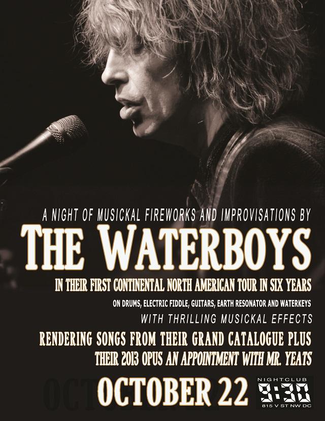 WaterboysF