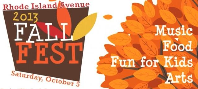 Rhode Island Avenue Fall Fest!