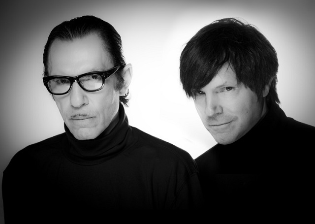 Ron and Russell Mael (photo courtesy Sparks)