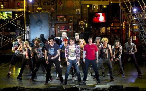 01 American Idiot NationalThea
