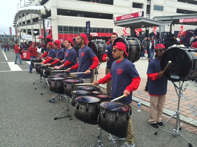 Nationals Drum Line