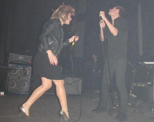Maja sings at Jesper in Philadelphia
