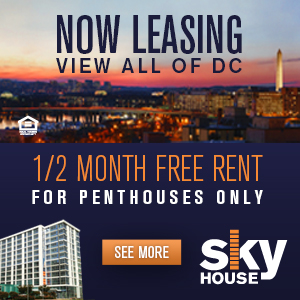 Sky House - 1/2 month free rent for Penthouses